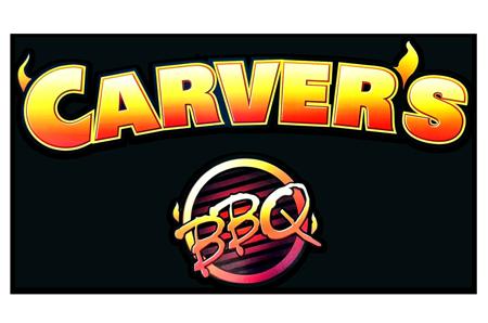 Carver's BBQ Logo